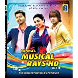 Minnal Musical Rays HD Songs Vol 2 Tamil Blu Ray