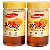 Wellness Shot 100% Natural Pure Honey 250gm, Pack of 2