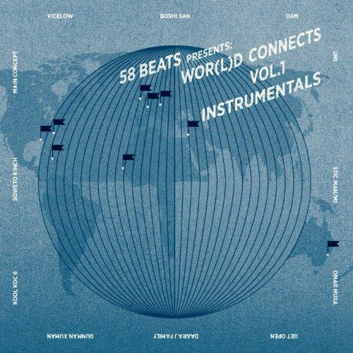 Wor(l)d Connects Vol.1 Instrumentals