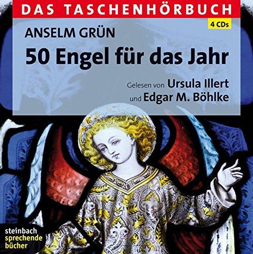 Preisvergleich Produktbild 50 Engel für das Jahr: Das Taschenhörbuch. 4 CDs