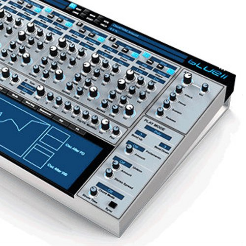 Rob Papen Blue II virtueller Synthesizer