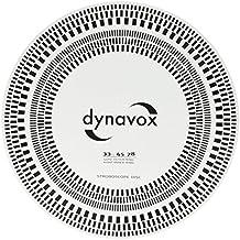 DynaVox - Disco estroboscópico calibrador de fonocaptor