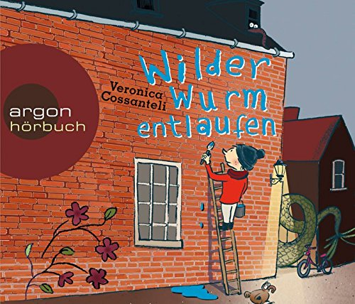 Buchseite und Rezensionen zu 'Wilder Wurm entlaufen' von Veronica Cossanteli