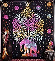 100% cotton made wall hanging. Perfect for your home decor
