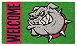 ZERBINO/ZERBINO/ZERBINO/ZERBINO/ZERBINO/cocco/cocco ZERBINO/sporco ZERBINO modello cane-hundefuss Matte-welcone-Bulldog-dimensioni: 40x 60cm