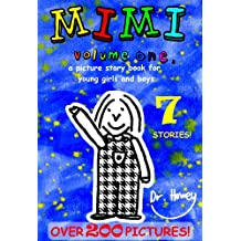 Mimi volume one, a picture story book for young boys and girls (Mimi eng 1)