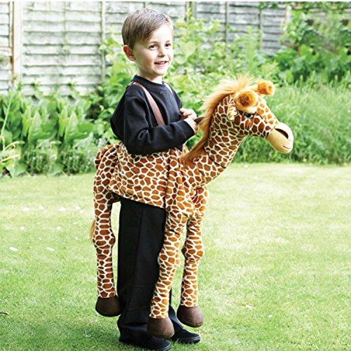 (Giraffe zum Reiten - Einheitsgröße)
