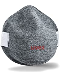 Uvex FPP2 Silv-Air Pro 7200 Schwarz