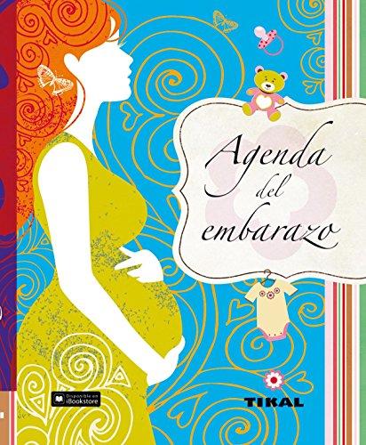 Agenda del embarazo (Agenda de mi bebé) por Aa.Vv