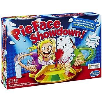 Hasbro pie face german version amazon toys games hasbro pie face showdown game solutioingenieria Choice Image