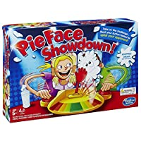 Hasbro-Pie-Face-Spiel Hasbro Pie Face Spiel -
