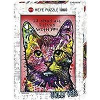 Heye VD-29731 Puzzle 9 Vite, 1000 Pezzi