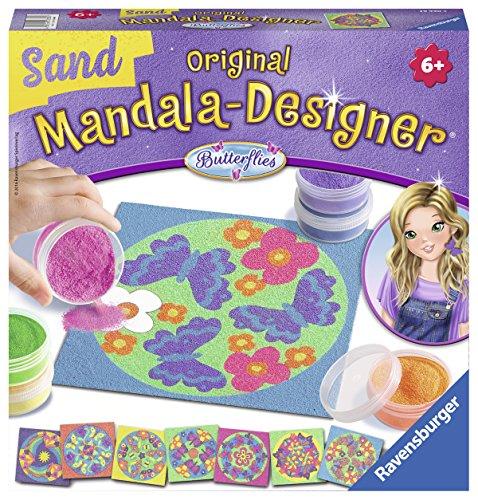 Preisvergleich Produktbild Ravensburger Original Mandala Designer 29901 - Butterflies Sand