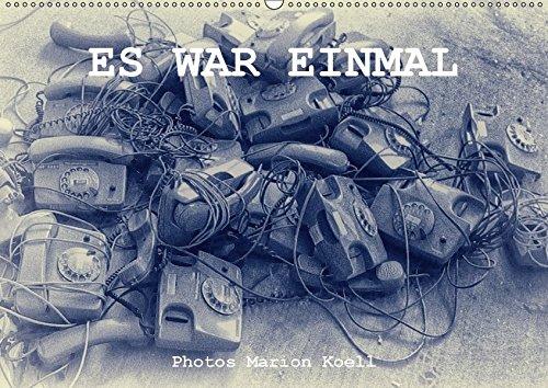 Preisvergleich Produktbild ES WAR EINMAL Photos Marion Koell (Wandkalender 2017 DIN A2 quer): Eine romantische Hommage an das analoge Gespräch (Monatskalender, 14 Seiten ) (CALVENDO Kunst)