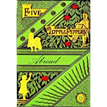 Five Little Peppers, Abroad (Illustrated) (English Edition)
