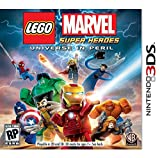 LEGO Marvel Super Heroes (Nintendo 3DS) (NTSC)