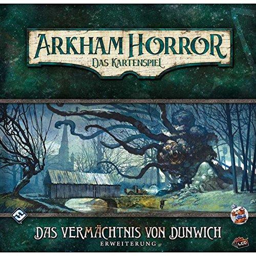 Arkham Horror - Das Kartenspiel LCG - Das Vermächtnis von Dunwich | Deutsch | Deluxe Erweiterung