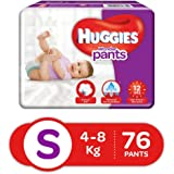 Huggies Wonder Pants Small Size Diapers (76 Count)