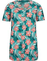 Supernatural super. natural W Oversize Women's T-Shirt Merino Digital Printed T-shirt, Womens, SNW011217D13
