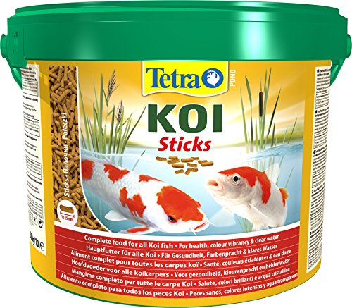 Tetra Pond Koi Sticks, 10 L - 4