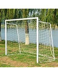 askliy 1,8 x 1,2 m Résistant aux intempéries Réseau de football, garantie 1 an [net World Sports]