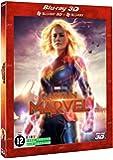 Captain Marvel 3D + Blu-Ray 2D