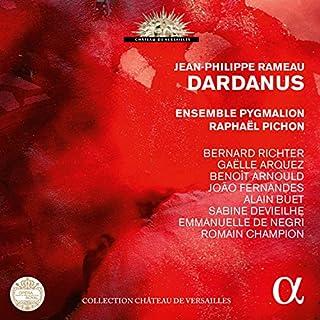 Rameau: Dardanus (Collection Château de Versailles)