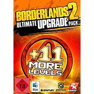 Borderlands 2 – Vault Hunter Ultimate Upgrade Pack DLC [Mac Steam Code]