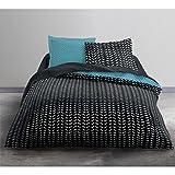 J&K Markets Bettbezug AIGA 220x 240cm 100% Baumwolle 57Fäden
