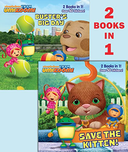 Save the Kitten!/Buster's Big Day (Team Umizoomi) por Random House