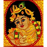 Anchor Stitch Kit - Tanjore Painting