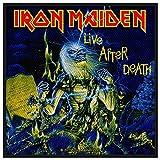 Iron Maiden Live After Death Aufnäher | 2526