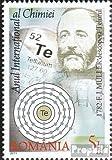 Rumänien 6561 (kompl.Ausg.) 2011 Jahr der Chemie (Briefmarken für Sammler)