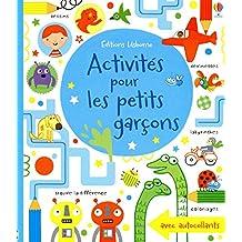 Activités pour les petits garçons - Activités Usborne