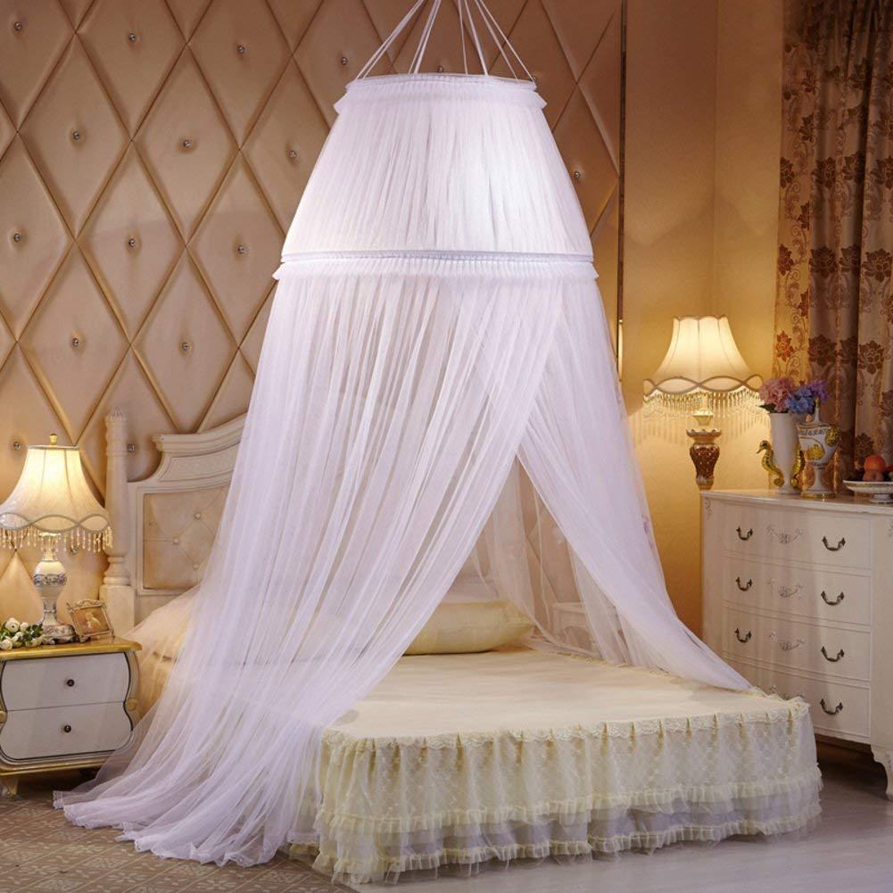Baldacchino Per Letto Matrimoniale.Mvw Pizzo Cupola A Nastro Letto Matrimoniale A Baldacchino Dome