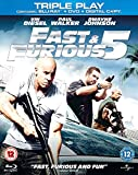 The Fast And The Furious 5 [BLU-RAY]