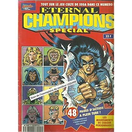 Sonic eternal champions special . Tout sur le jeu culte de Sega dans ce numéro spécial hors série
