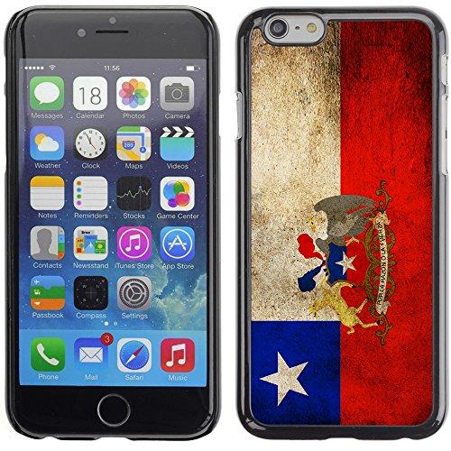 Graphic4You Vintage Uralt Flagge Von Argentinien Argentinische Design Harte Hülle Case Tasche Schutzhülle für Apple iPhone 6 Plus / 6S Plus Chile Chilenisch