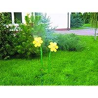 Unbekannt Danse fin fleur–Folle–Amusement douche–L'Eau–Jeux d'eau–Eau Jouet Amusant–Sprenger–Arroseur–Arroseur–Jardin 2 Blumen
