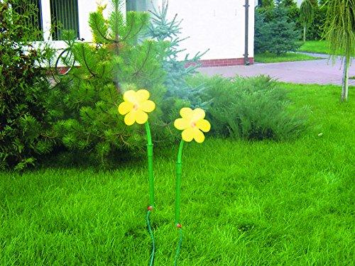 Tanzende Blume Verrückte Blume Spaßdusche Wasserspaß