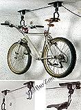 Bike Bicycle Garage Storage Lift Bike Rack Hoist 20kg...