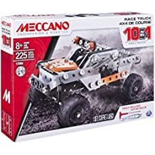 MECCANO 10 in 1 Race Truck Construction Set 17203 - 6036038