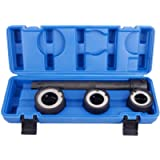DAYUAN 4pc Inner Track Rod Tool Steering Rack Knuckle Tie rod End Axial Joint Remover