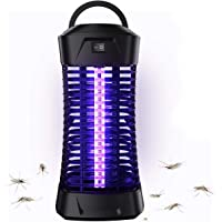 Lukasa Mosquito killer Bug Zapper Electronic Mosquito Lamp UV Light Lamp Fly Zapper Insect Killer for Indoor Bedroom Living Room Use
