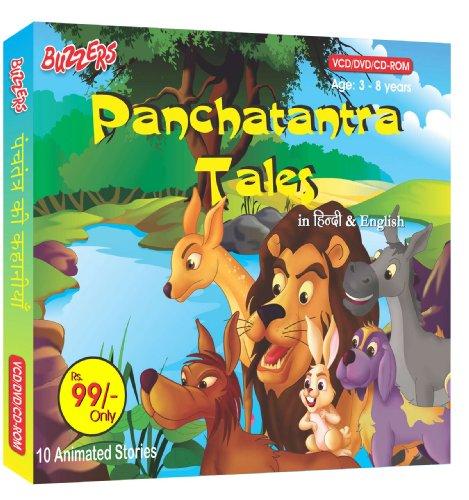 Buzzers Panchatantra Tales – Vol.1