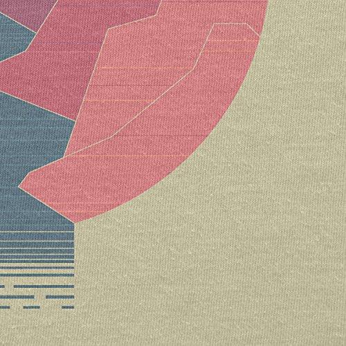 Texlab–The Canyon–sacchetto di stoffa Naturale