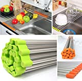 #8: moradiya fresh Stainless Steel Kitchen Sink Crockery Vegetable Wash