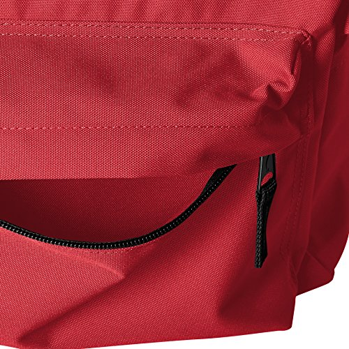 Best supreme backpack in India 2020 AmazonBasics 21 Ltrs Classic Backpack - Red Image 7