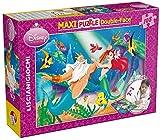 Liscianigiochi 31788 Puzzle DF Supermaxi 108 Sirenetta