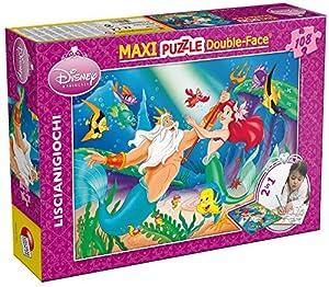 ColorBaby Puzzle de 108 Piezas - Sirenita